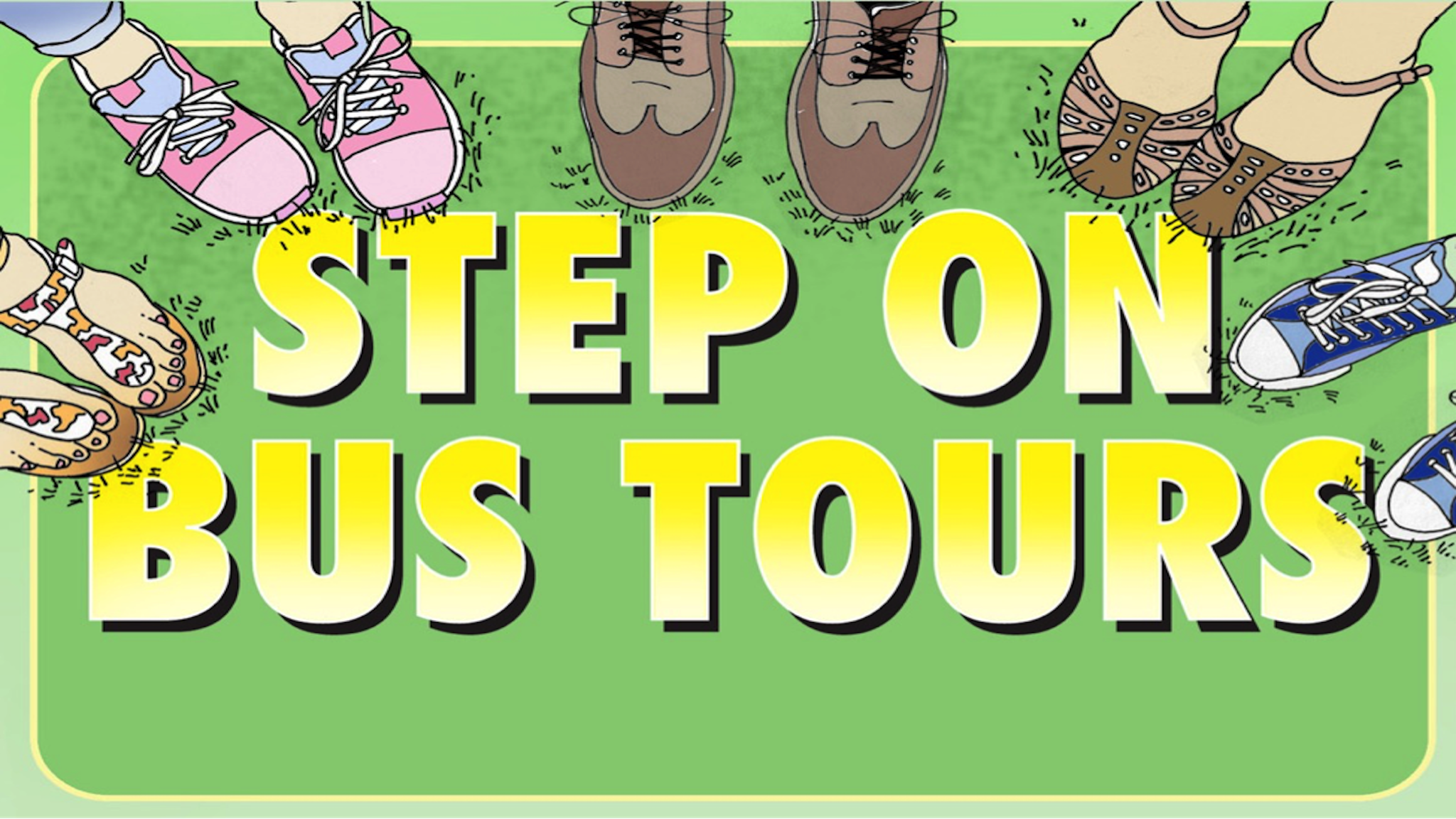 Step On Bus Tours Official Blog